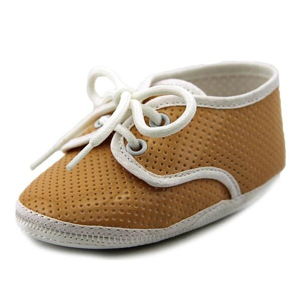Aletta Scarpa Pelle Infant Round Toe Leather Tennis Shoe