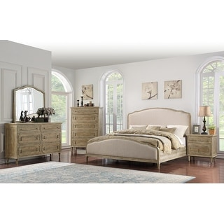 The Gray Barn Hollabrunn Rustic Casual Bedroom Set