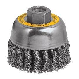 "DeWalt 3"" Knotted Cup Brush"