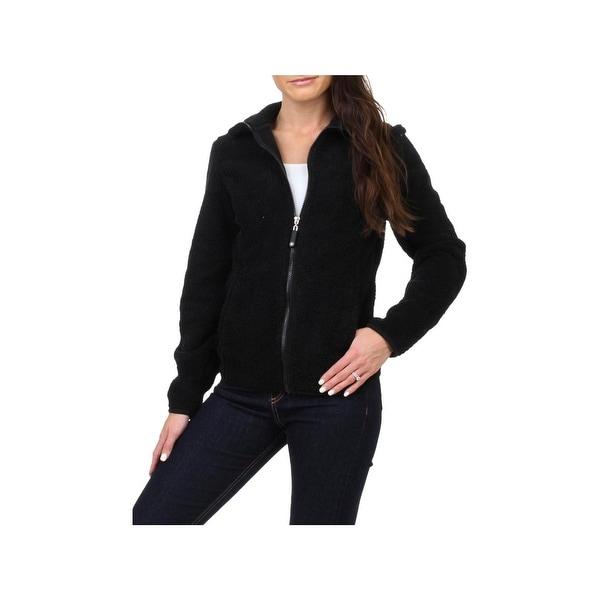 Halifax Womens Jacket Fleece Zip Front