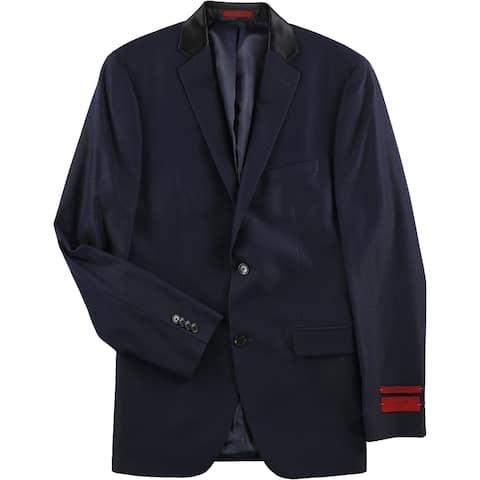Alfani Mens Mini Grid Sport Coat