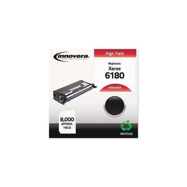 Innovera Remanufactured 6180 Toner Cartridge - Black Toner Cartridge