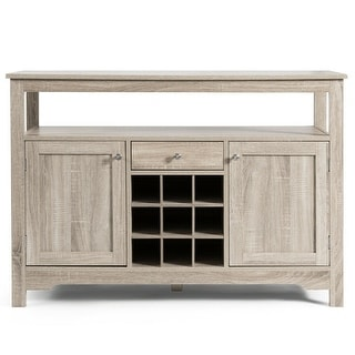 Link to Buffet Server Sideboard Wine Cabinet Console Similar Items in Dining Room & Bar Furniture