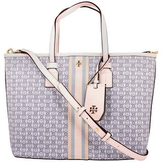 Link to Tory Burch Women's Gemini Link Tote Ivory Similar Items in Shop By Style