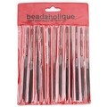Needle Files - Set Of 12 - For Wire Work and Wrapping - Thumbnail 0
