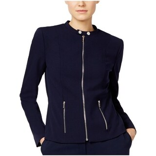 Calvin Klein Womens Jacket Stretch Lined