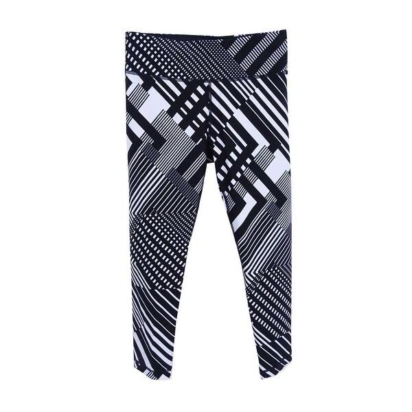 Tommy Hilfiger Women's Sport Printed Leggings (XS, Black) - Black - XS. Opens flyout.