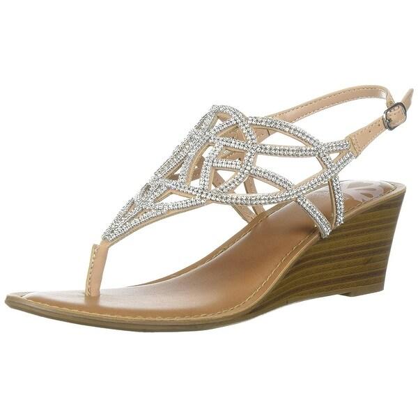 Fergalicious Women's Charity Wedge Sandal