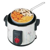 Continental CP43279 Electric 5.5 Liter Multi Cooker