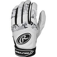 Rawlings 5150 Batting Gloves (Black Digi Camo/Youth Small)