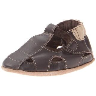 Robeez Fisherman Soft Sole Sandal (Infant)