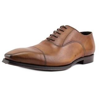 Ciro Lendini Yes Cap Toe Leather Oxford