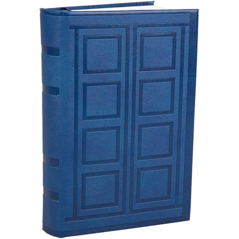 Doctor Who River Song 200 Page Hardcover Journal - Blue