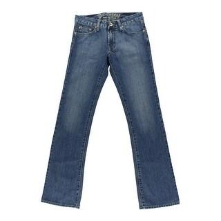 Polo Moda Bohemian Women's Jeans Blue