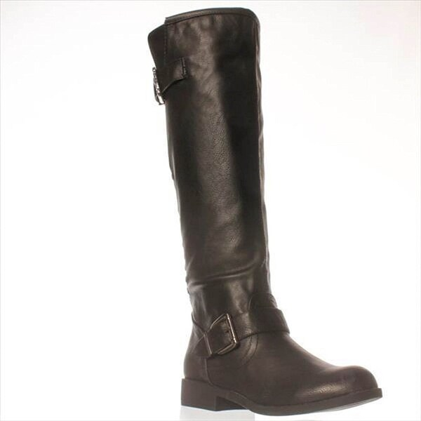 JFab Roxanne Riding Boots - Black