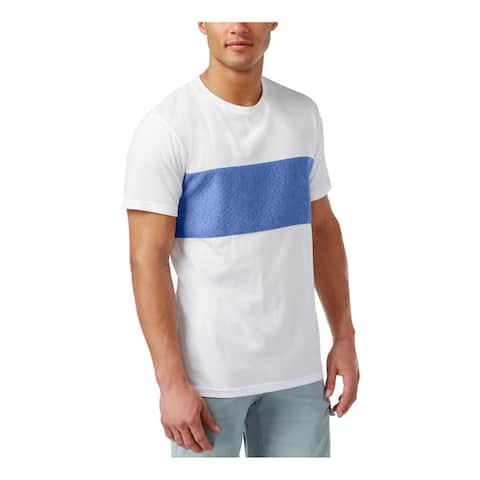 Ezekiel Mens Chester Colorblocked Graphic T-Shirt