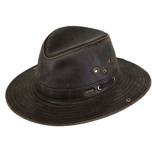 Outback Trading Hat Mens Holly Hill Canyonland Vintage Brown 14721