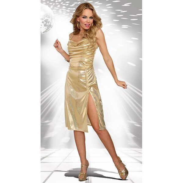 Shop Disco Inferno Diva Costume 17cd5cd2a129