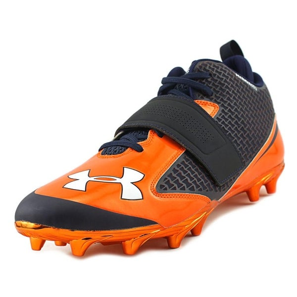 Under Armour Team Nitro Low 3/4 MC Men Mdn/Org/Wht Cleats