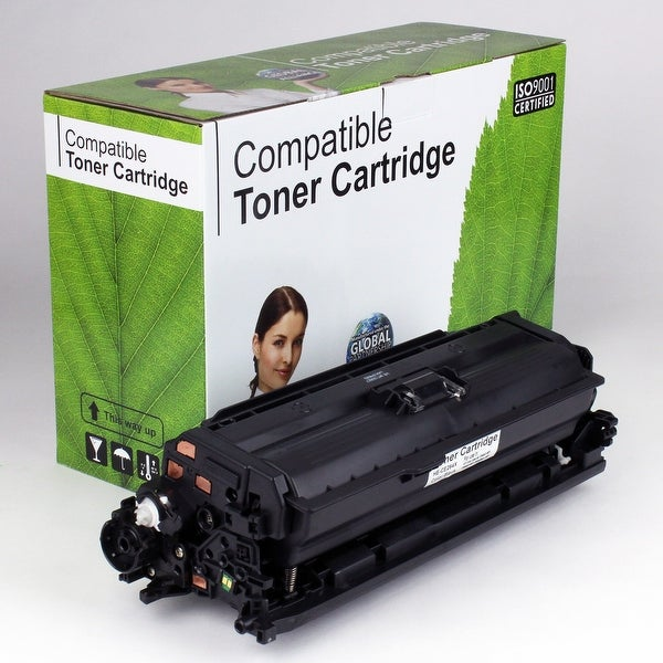 Value Brand replacement for HP 646X Black Toner CE264X (17,000 Yield)