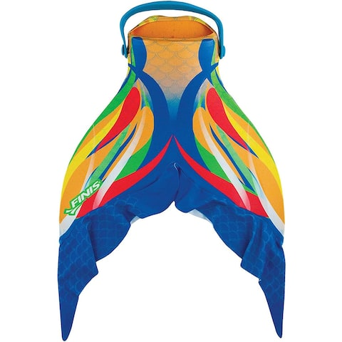 FINIS Mermaid Swim Fin Cover - Bayside Blue - One Size