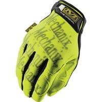Mechanix Wear 484-SMG-91-010 Safety Original Hi-Viz Yellow Large