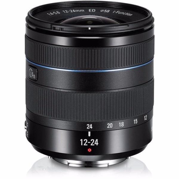Samsung 12-24mm f/4-5.6 ED Wide-Angle Zoom Lens