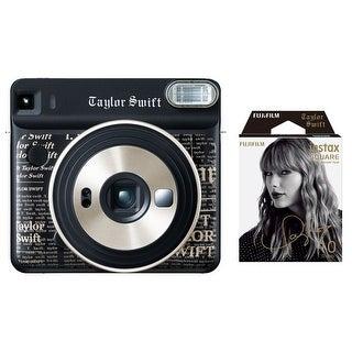 Fujifilm SQ6 Instax Square Camera Taylor Swift Edition and Taylor Swift Film