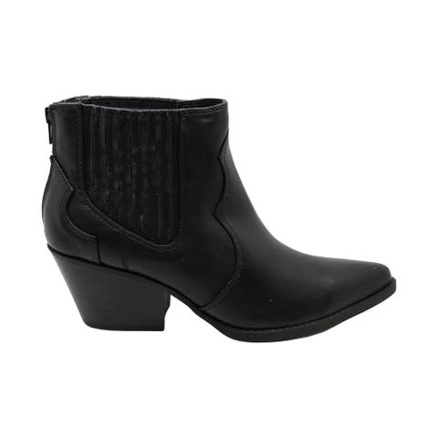 ESPRIT Womens Alessia Pointed Toe Ankle Chelsea Boots