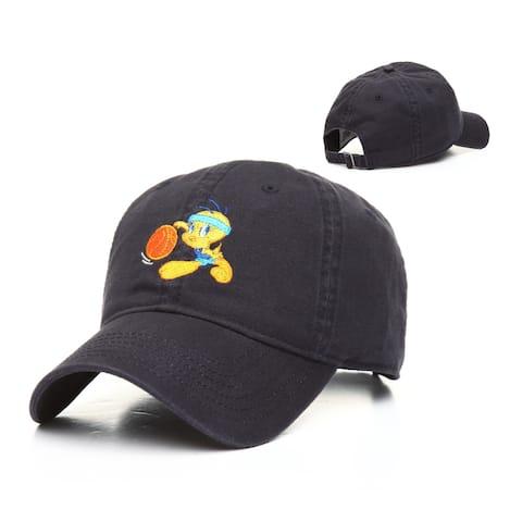 Looney Toons Authentic Baseball Hat Cap Women Men Teen Adult-Tweety Bird