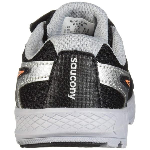 Shop Kids Saucony Boys Ride 10 Jr Low Top Fashion Sneaker