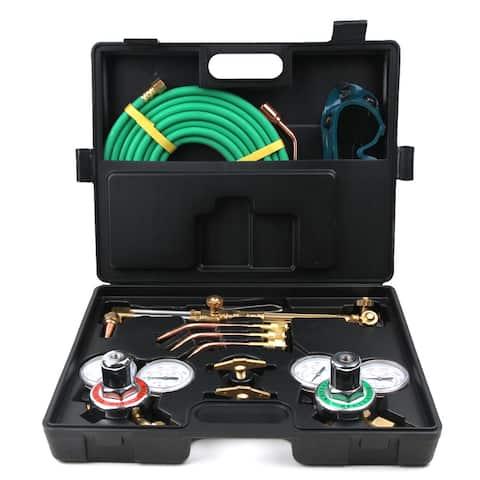Portable Professional Welding & Cutting Kit Black