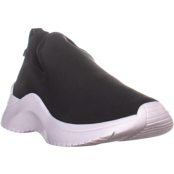 lace up in finest selection sale uk Shop Calvin Klein Ursa Slip-On Fashion Sneakers, Black - 7.5 US ...