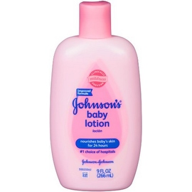 JOHNSON'S Original Baby Lotion 9 oz
