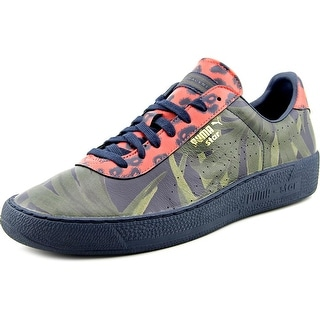 Puma Puma Star X Hoh G Palm Men Round Toe Leather Multi Color Sneakers