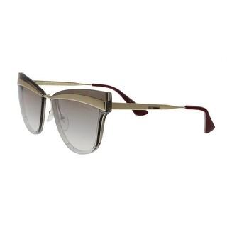 Prada PR 12US KNG4O0 Beige Cat Eye Sunglasses - no size