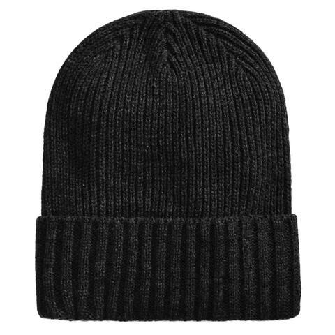 Club Room Mens Cuff Beanie Hat - One Size