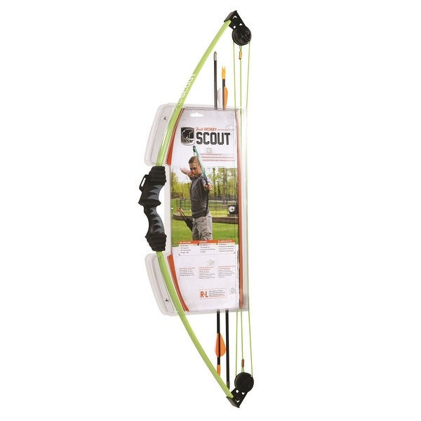 Bear Archery Scout Bow Set Flo Green AYS6000GR