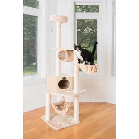 Armarkat Cat Tree Model A7204, Beige