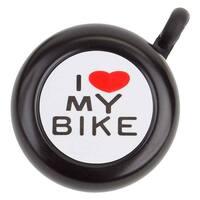 SUNLITE Bell I Love My Bike Bk