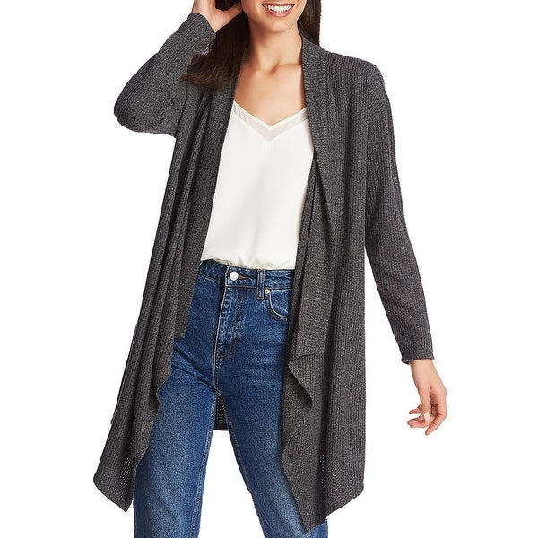 1.State Womens Duster Sweater Drape-Front Layering. Opens flyout.