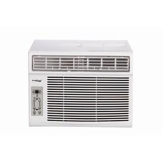 Koldfront WAC10003WCO  10000 BTU 115V Window Air Conditioner with Dehumidifier and Remote Control - White