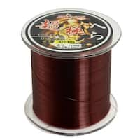 Unique Bargains 328Yds/300M 0.368mm 32 lbs Nylon Spool Fishing Line