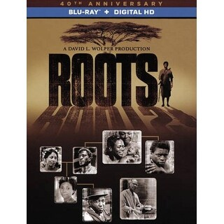 Roots - Blu-ray Disc
