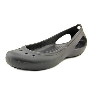 Crocs Kadee Work Women Round Toe Synthetic Flats