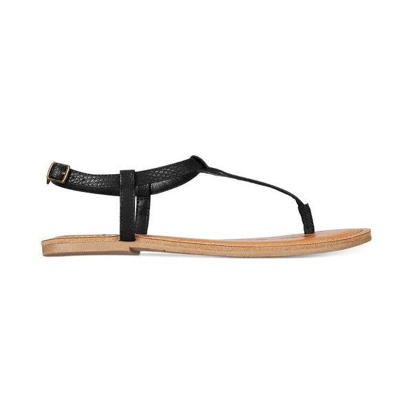 891b8855b1552 Shop American Rag Womens Krista Split Toe Casual T-Strap Sandals ...