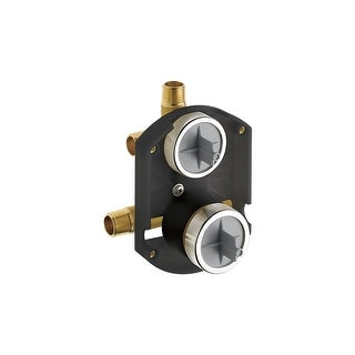 Delta R22000  Multichoice Shower Only Universal Rough In with Three Port Diverter - No Tub Outlet