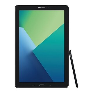Samsung Galaxy Tab A 10.1 with S Pen Black Galaxy Tab A 10-Inch with S Pen
