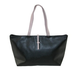 Urban Energy Women's Tote Handbag with Double Handles - One Size