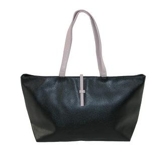 Urban Energy Women's Tote Handbag with Double Handles